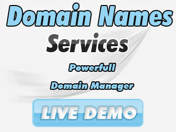 Low-priced domain registration & transfer services
